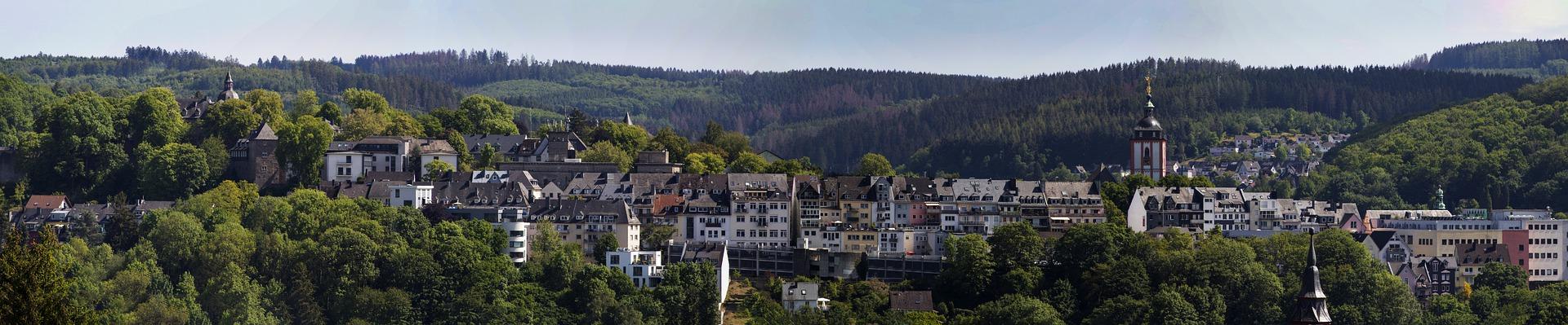 Siegen - Siegberg